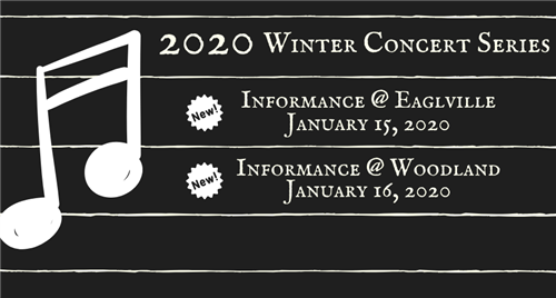 Informance Winter Concert Series Image