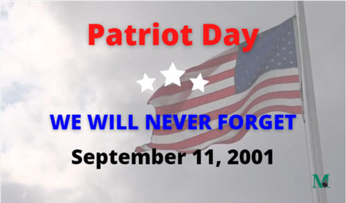 Patriot Day Rememberance Image